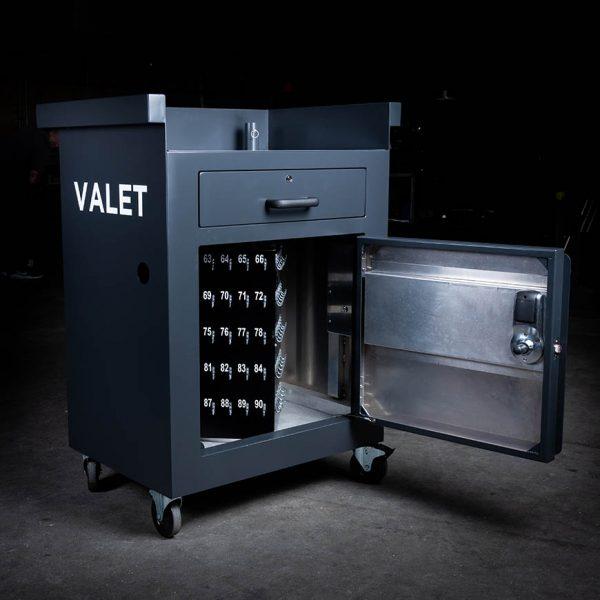Secure Valet Parking stand - Defender 40