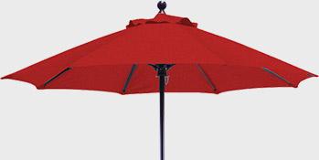 Secure valet parking stand - Umbrella