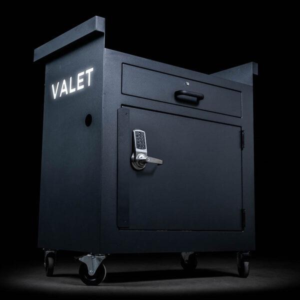 Secure valet parking stand - Defender